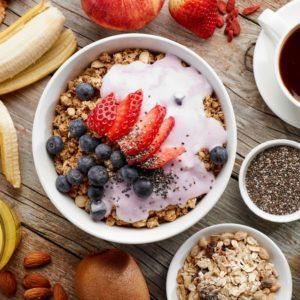 Le petit-déjeuner du sportif et son importance