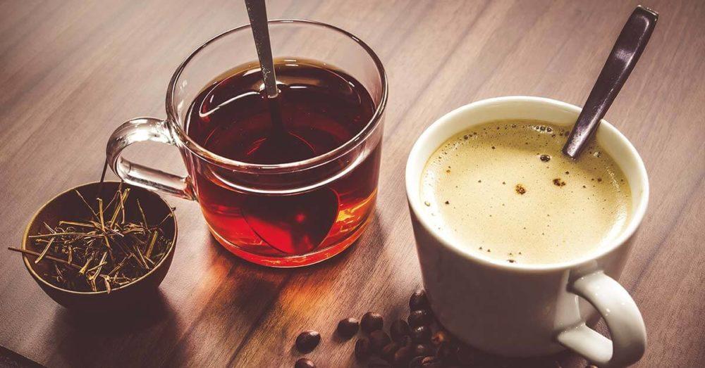 Thé VS café : Que choisir ?