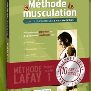 La méthode Lafay et musculation au poids du corps