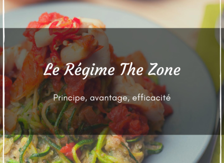 Le régime The Zone : Le juste milieu