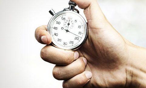 Les temps de repos en musculation